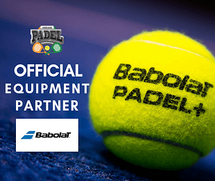 Babolat joins Indian Padel Federation as Official Equipment Partner