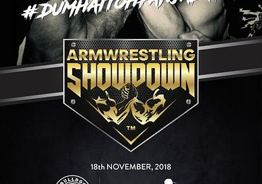 Bulldog Armwrestling Presents AWS – ARMWRESTLING SHOWDOWN