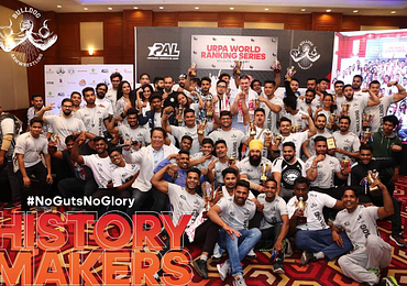 A Grand Success! India's first-ever world arm wrestling ranking tournament