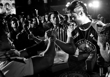 Top Arm Wrestling Training Clubs in India