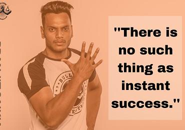 In conversation with Pro Arm Wrestler- Pranjit Saikia