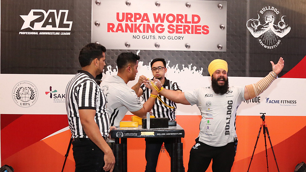 Nawab Singh, Zil Fadli, Bulldog Armwrestling, Arm wrestling India, URPA Bengaluru, URPA Bangalore, PAL, URPA, Indian Arm wrestling, Bulldog Sportz
