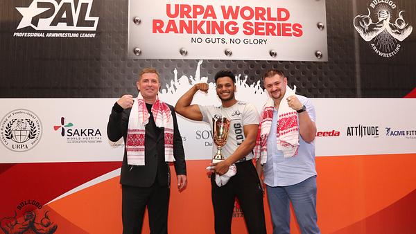 Kirill Yakovlev, Pranjit Saikia, Igor Mazurenko, Bulldog Armwrestling, Arm wrestling India, URPA Bengaluru, URPA Bangalore, PAL, URPA, Indian Arm wrestling, Bulldog Sportz