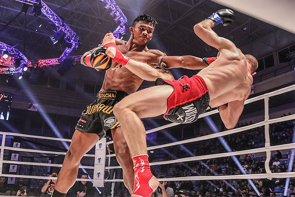 Muay Thai India, MMA India, Combat Sports India