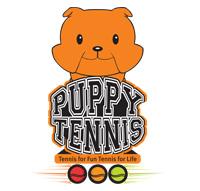 puppy-tennis