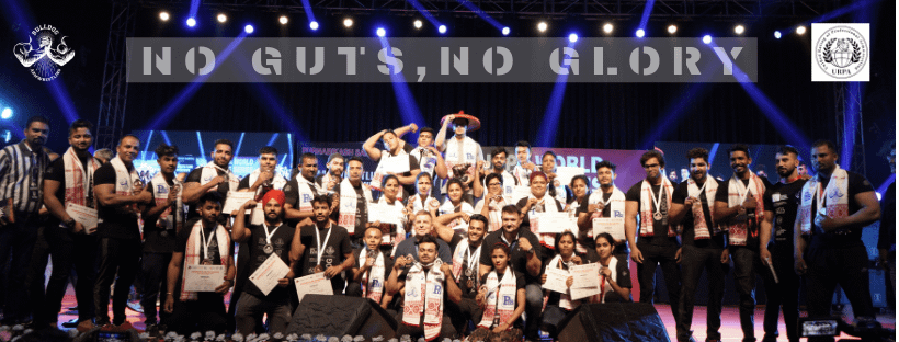 Results- Armwrestling Showdown URPA World Ranking Series (Guwahati'19)